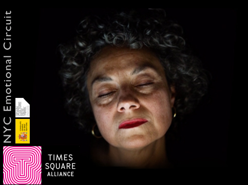 New York Times Square emotional circuit