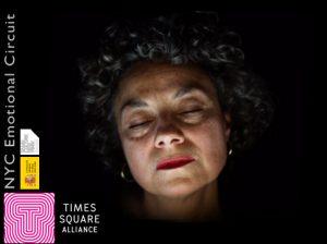 careta times square retrato